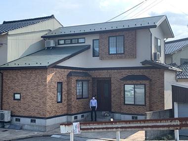 米子市A様 外壁塗装、屋根塗装