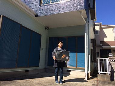 横浜市O様 外壁塗装、屋根塗装
