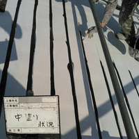 盛岡市A様 屋根塗装のサムネイル