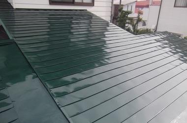 喜多方市Y様 屋根塗装