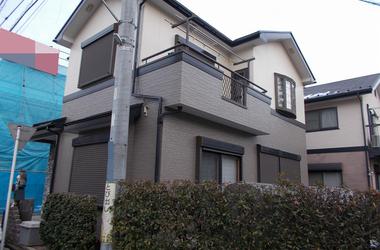 川崎市T様 外壁塗装
