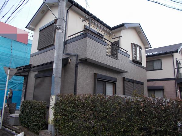 川崎市T様 外壁塗装のサムネイル