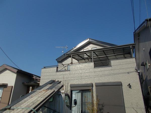 相模原市K様 外壁塗装のサムネイル