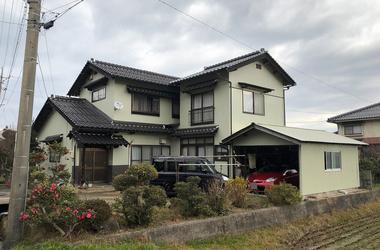 松江市K様 外壁塗装、屋根塗装