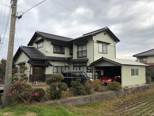 松江市K様 外壁塗装、屋根塗装のサムネイル