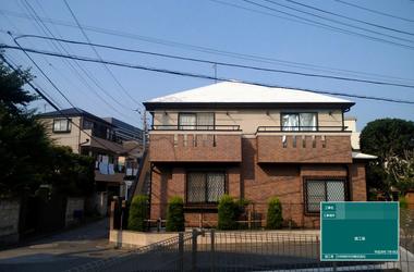 松戸市K様 屋根塗装