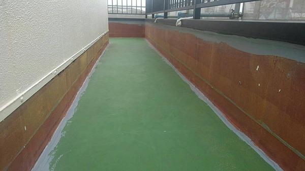 柏市I様 屋根塗装のサムネイル