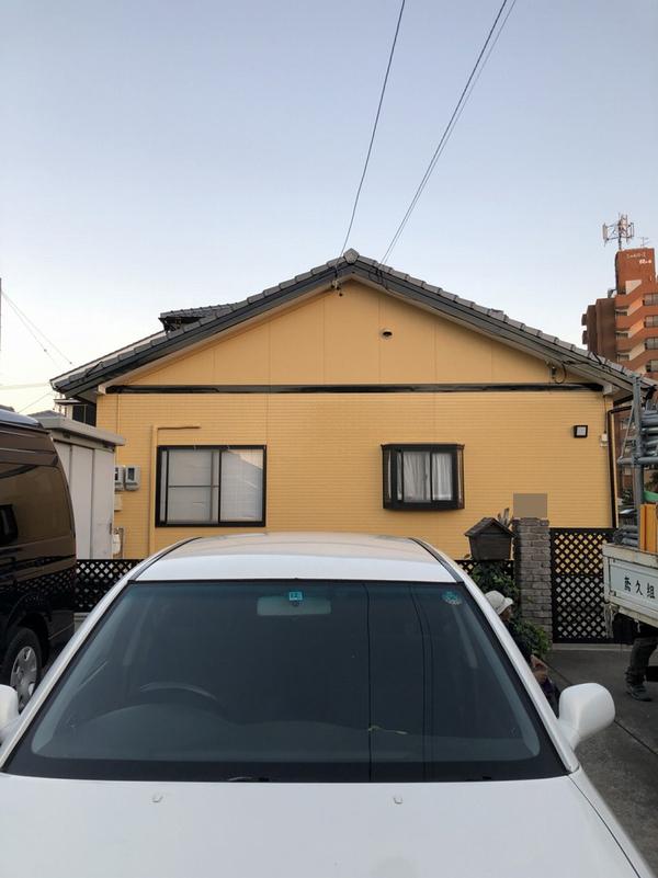 豊川市T様 外壁塗装のサムネイル