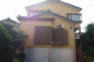 三条市S様 外壁塗装