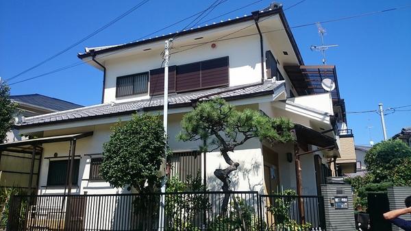 尼崎市K様 外壁塗装のサムネイル