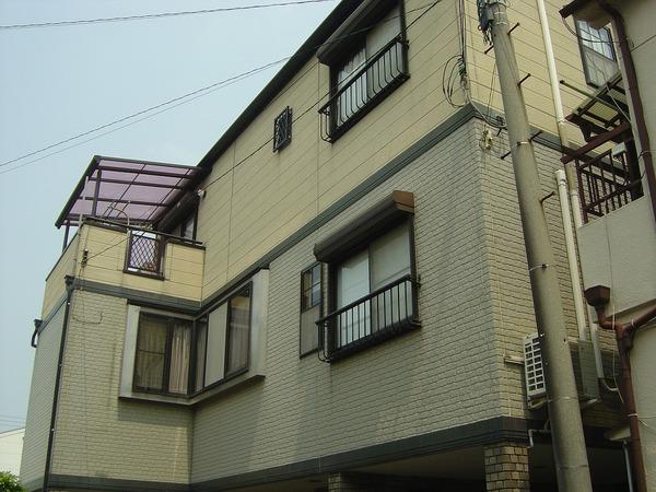 泉大津市S様 外壁塗装のサムネイル