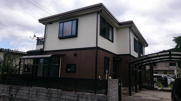 大阪市U様 外壁塗装のサムネイル