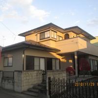 名取市S様 外壁塗装、屋根塗装のサムネイル