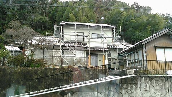 松江市A様 外壁塗装、屋根塗装のサムネイル