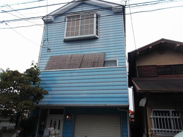 茨木市I様 外壁塗装のサムネイル