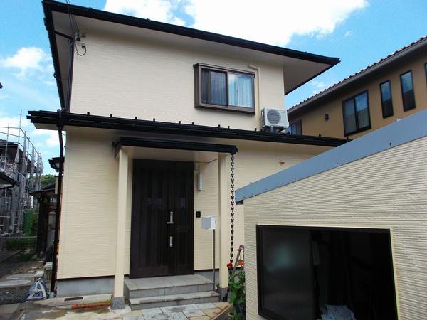 大阪市T様 外壁塗装のサムネイル