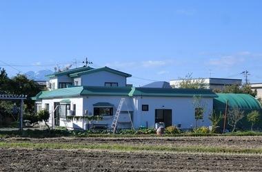平川市M様 外壁塗装、屋根塗装