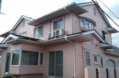 大館市N様 外壁塗装、屋根塗装