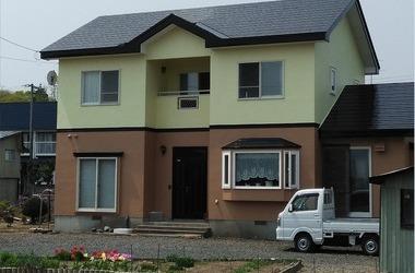 南津軽郡田舎館村S様 外壁塗装、屋根塗装