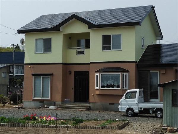 南津軽郡田舎館村S様 外壁塗装、屋根塗装のサムネイル