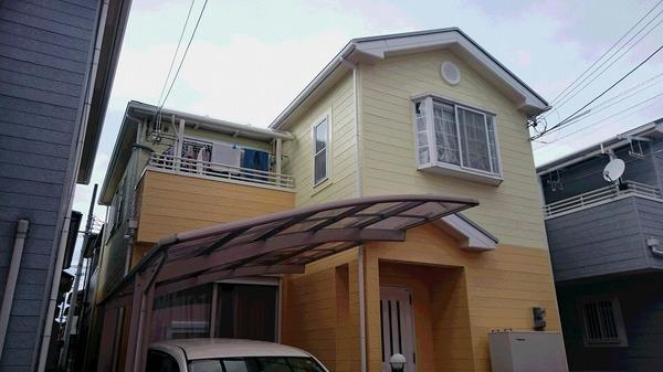 貝塚市T様 外壁塗装のサムネイル