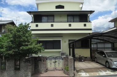 桜井市M様 外壁塗装