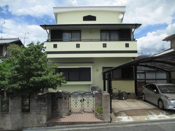 桜井市M様 外壁塗装のサムネイル