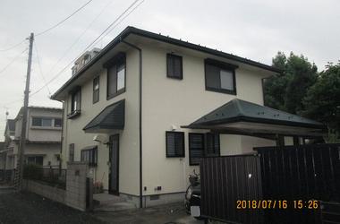 仙台市S様 外壁塗装、屋根塗装
