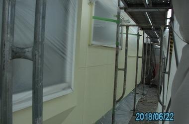 旭川市W様 外壁塗装