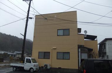 石巻市A様 外壁塗装、屋根塗装