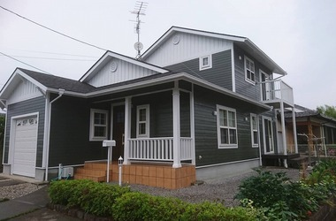 児湯郡高鍋町K様 外壁塗装、屋根塗装