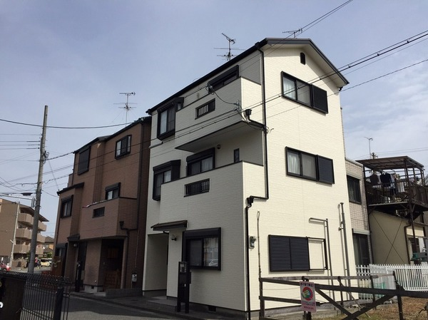 堺市K様 外壁塗装のサムネイル