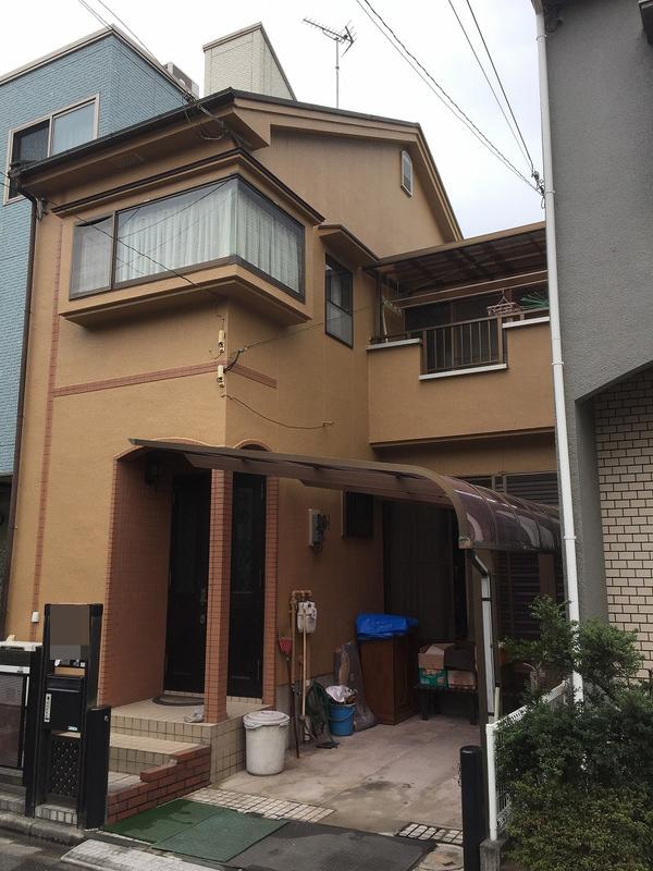 藤井寺市S様 外壁塗装のサムネイル