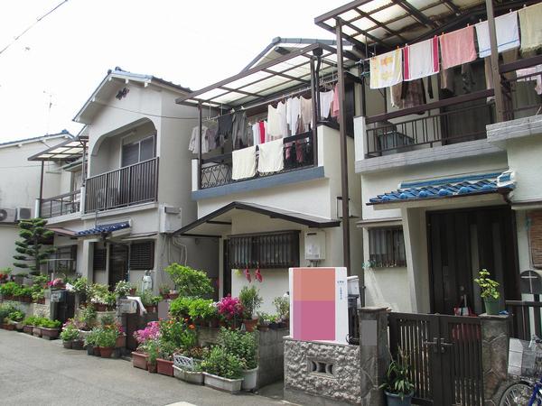 藤井寺市K様 外壁塗装のサムネイル