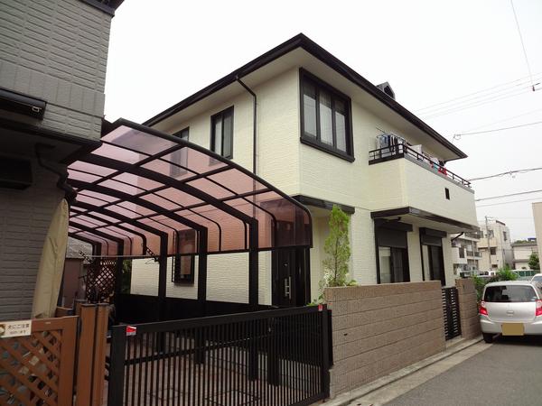 堺市U様 外壁塗装のサムネイル