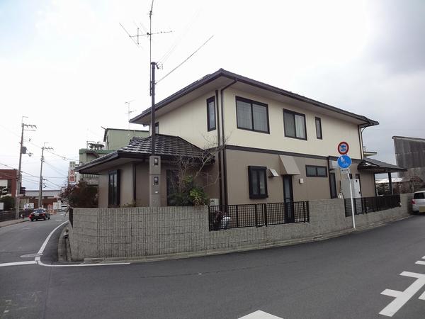 奈良県生駒郡S様 外壁塗装のサムネイル
