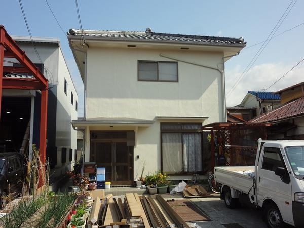 泉佐野市T様 外壁塗装のサムネイル