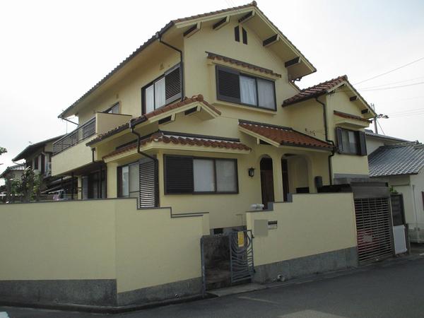 大阪狭山市F様 外壁塗装のサムネイル
