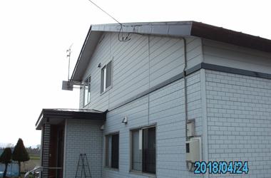 深川市S様 屋根塗装