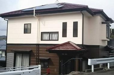 佐世保市N様 外壁塗装、屋根塗装