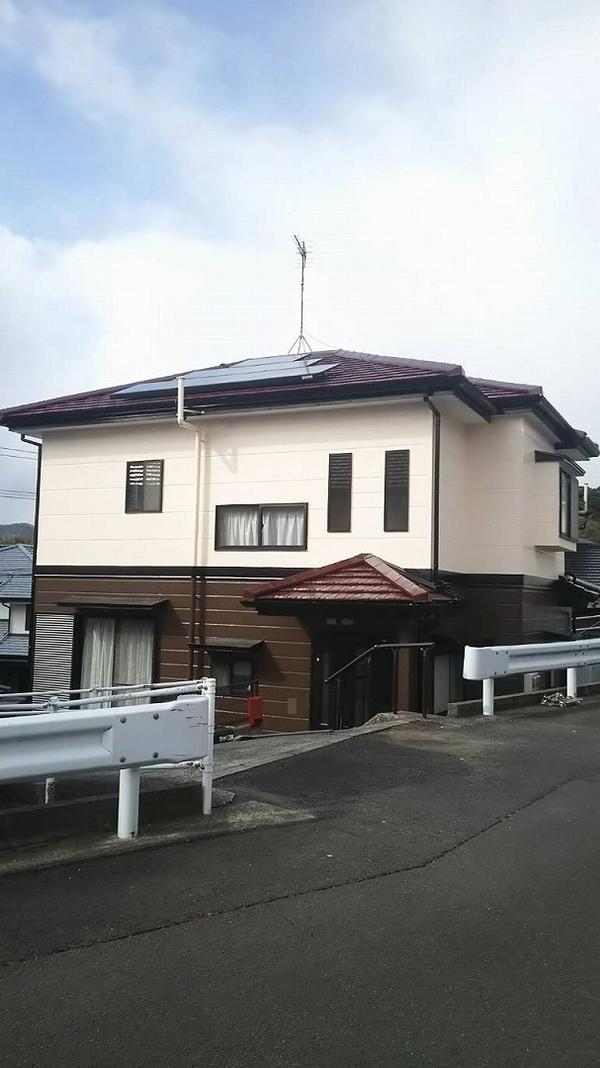 佐世保市N様 外壁塗装、屋根塗装のサムネイル