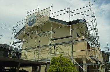 天童市T様 外壁塗装、屋根塗装