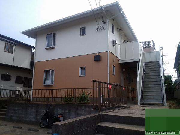 柏市F様 外壁塗装、屋根塗装のサムネイル