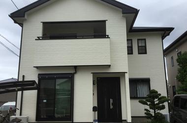 徳島市O様 外壁塗装、屋根塗装