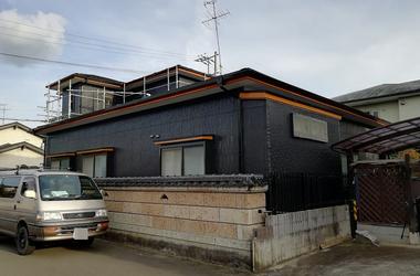 東松島市A様 外壁塗装、屋根塗装