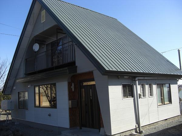 旭川市H様 屋根塗装のサムネイル