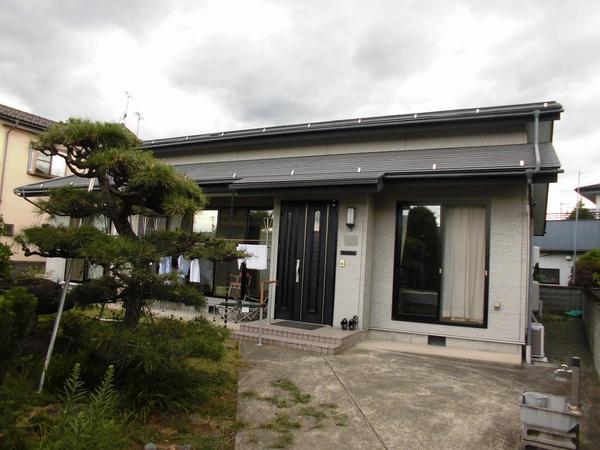 一宮市K様 外壁塗装、屋根塗装のサムネイル