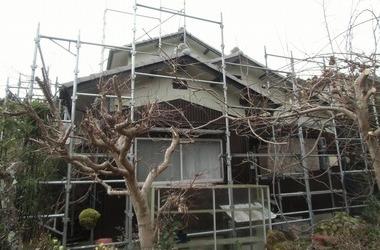 宝塚市F様 外壁塗装