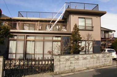 長野市K様 外壁塗装、屋根塗装