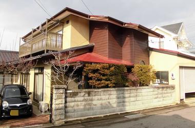 須坂市N様 外壁塗装、屋根塗装